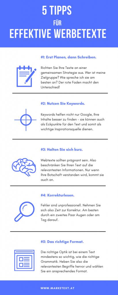 Infografik_5_Tipps_Schreiben