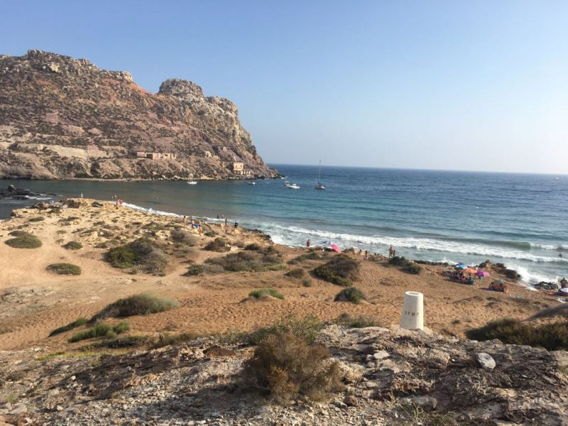 Urlaub Foto Spanien